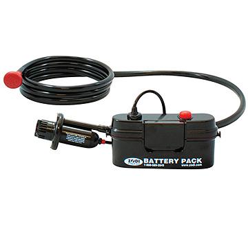 Zodi's multi-purpose and convenient Battery Powered Shower   Zodi.com