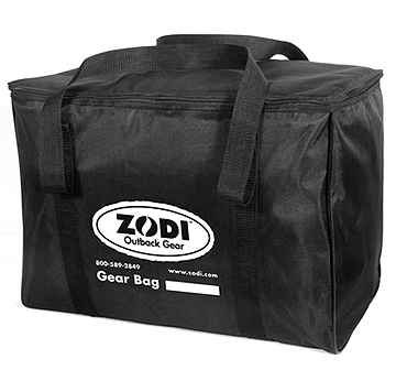 Large padded gear bag to store all your camping items | Zodi.com