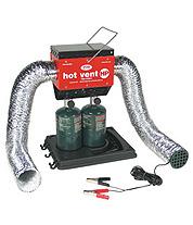 Hot Vent Tent Heater - Coming Soon   Zodi.com